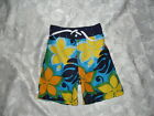 CUTE Boys GYMBOREE Swim Trunks 12-18 Mos ~ SUMMER ~