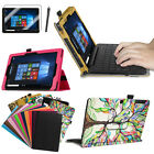 "For Nextbook Flexx 9 8.9"" Tablet 2-in-1 (NXW9QC132) Folio Case Cover Bundle"