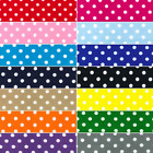 Oh Sew 4mm Polka Dots Spots Polycotton Fabric