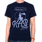 Inspired by The Fog T Shirt - KAB Radio Antonio Bay CA Classic Horror T-Shirt !