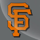 Sf San Francisco Giants 3d Decal Sticker - Choose Your Size