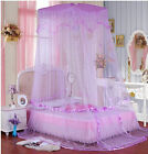 Romantic Bedding Princess Mosquito Net Canopy Netting Single Queen King Sizes
