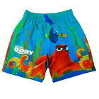 Childs Official Licensed Disney Finding Dory Swim Shorts Holiday Beach Trunks