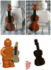 Внешний вид - Custom VIOLIN Instrument for Lego Minifigures Musician -Pick Your Style!-