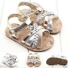 Baby Outdoors Sandals Toddler Princess First Walkers Girls Kid Shoes 0-18 Month