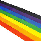High Quality Grosgrain Ribbon 1-3 Metre Lengths 30 Colours 3mm - 25mm Polyester