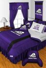 Texas Christian University Bed in a Bag Comforter Set Twin Full Queen King Size