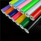 Solid Color 45cmx10m Vinyl Furniture Wall Paper Rolls Bedrom Decor Sticker