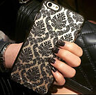 For Apple iPhone 5 5S 6/6 Plus Fashion Pattern Matte Hard Back Case Cover