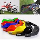 Motocross 7/8'' Bar Brush Handguard Hand Guard Motorcycle Pit Dirt Bike MX ATV