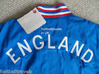 M or L ENGLAND UMBRO 'ALF RAMSEY' JACKET football soccer VICTORIA BLUE