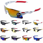 Outdoor Sport Cycling Bicycle Bike Riding Sun Glasses Eyewear Goggle UV400 US