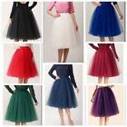 New 5 layers Women Maxi Tulle Skirt Celebrity Skirts Womens Adult Tutu Ball Gown