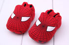Toddlers Baby Girls Boys Pre First Walkers Soft Sole Slippers Shoes Superman New