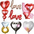 I LOVE YOU LETTER  HEART  FOIL BALLOON ANNIVERSARY WEDDING VALENTINES PARTY