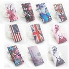 "Printing Patterned Folio Wallet Leather Case For 5.5"" Elephone M3 Mobile Phone"