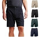 Men's Regatta Action Cargo Shorts Combat Work Wear Water Proof Crop Pants TRJ332