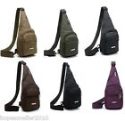 Men Bicycle Chest Pack Messenger Backpack Bag Handbag Shoulder Sling Satchel New