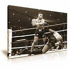 Mike Tyson's Greatest Hit Boxing Canvas Wall Art Picture Print 9 Sizes to Choose