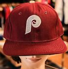 Phildelphia Phillies Vintage 1984 Fitted hat DS unworn 7 3/8 and 7 1/2