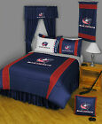 Columbus Blue Jackets Comforter and Pillowcase Twin Full Queen King