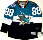 BRENT BURNS SAN JOSE SHARKS 2015 STADIUM SERIES REEBOK PREMIER JERSEY NEW