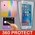Kyпить Shockproof 360° Silicone Protective Clear Case Cover For Apple iPhone 7 6s plus на еВаy.соm