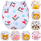Baby Kids Infant Reusable Washable Cloth Diaper Nappy Cover Adjustable Diapers