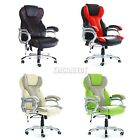 FoxHunter Luxury 6 Point Massage Office Computer Chair Reclining Swivel MC8074