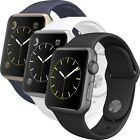 APPLE WATCH SPORT A1554 4J3U2Z/A 42mm iOS SMARTWATCH ALU/EDELSTAHL HANDYUHR