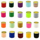 20 Colors 90M Nylon Macrame Cords 1mm DIY Braided Bracelet Beading Threads