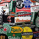 BEER & ALCOHOL - Collectable Iron-on Patch Collection - Chose Different Patches! $2.75 USD