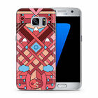TULLUN DESIGNS GEOMETRIC NATURE ARTWORK TD_043 HARD CASE FOR SAMSUNG S7