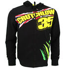Cal Crutchlow 35 Union Jack Moto GP Black Hoodie Official 2016