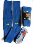 M or L or XL NIKE BARCELONA 2011 HOME FOOTBALL SOCKS soccer calcio mens