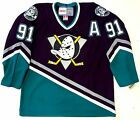 SERGEI FEDOROV ANAHEIM MIGHTY DUCKS CCM VINTAGE JERSEY NEW WITH TAGS