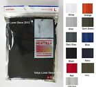 UNIQLO Men HEATTECH 4/5 Sleeve Crew Neck T-shirt from Japan New