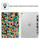 "For 2016 Apple iPad Pro 9.7"" Smart Shell Translucent Frosted Stand Case Cover"