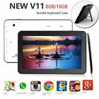 10.1'' inch XGODY Android 5.1 Tablet PC 8GB/16GB Quad Core Dual Camera WiFi NEW