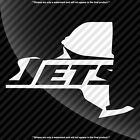 New York Jets NY State Pride Decal Sticker $4.99 USD on eBay