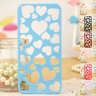 Hard Back Case Cover Skin Hollow Out Love Heart Style Phone Case for iPhone 5 5S