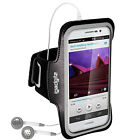 Running Jogging Sports Armband for Huawei Ascend P7 Workout Fitness Gym Cover