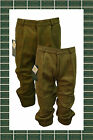 Mens Derby Tweed Shooting Hunting Plus FOURS Breeks Trousers +4 30-46 LIGHT DARK