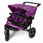 Out N About Nipper 360 Double Buggy / Pram / Pushchair V4 Inc Raincover <br/> Great Products &amp; Value From The New Kids On The Block!