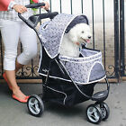 Gen7Pets Promenade Pet Stroller in Two Colors for pets up to 50 pounds G2340