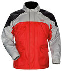 Tourmaster Red Sentinel Rain Jacket