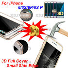 3D Edge Tempered Glass Screen Protector For iPhone 6 6S 6P 6S Plus  4.7''/5.5''