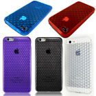 TPU Rubber Gel Soft Silicone Case Protector Cover For iPhone Blackberry HTC New