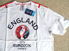 M or 3XL ENGLAND EURO 2016 Official LOGO T SHIRT jersey soccer NEW TAGS