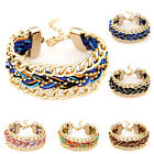 Link Chain Bracelet Metal Bracelet Ethnic Fashion Jewellery Fashion New